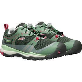Keen Junior Terradora WP Low Shoes duck green/quiet